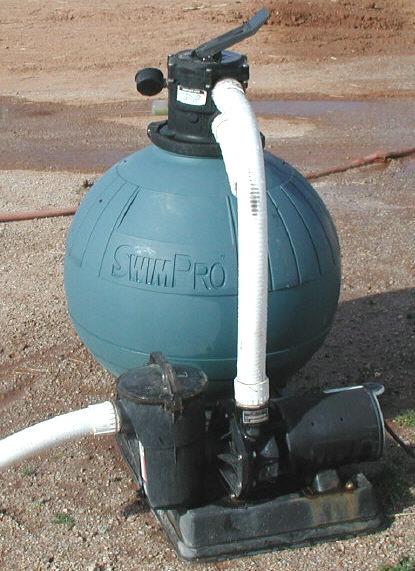 pool filter hose