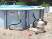 pool filter leaks