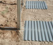 Above Ground Oval Pressure Plates