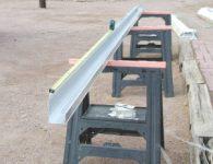 Aluminum Awning Gutter