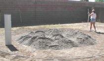 sand for above ground pool
