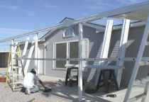 do it yourself awning