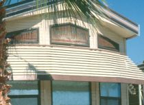 flex pan window awning