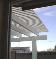 Alumawood Lattice Patio Cover