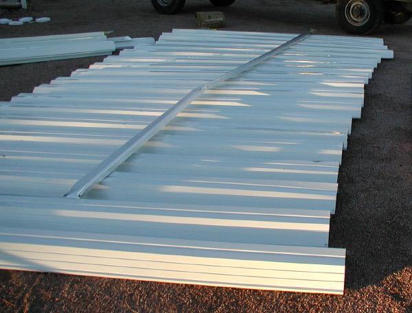 aluminum awning parts
