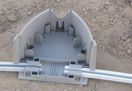above ground pool foot plate