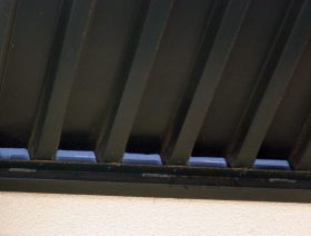 Panels In Awning Hanger