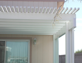 Patio shade - How to make a patio shade ...