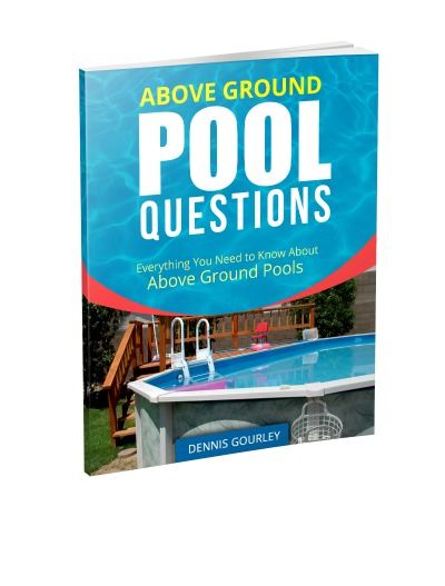 above ground pool questions e-book