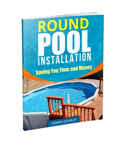 above ground pool installation e-book