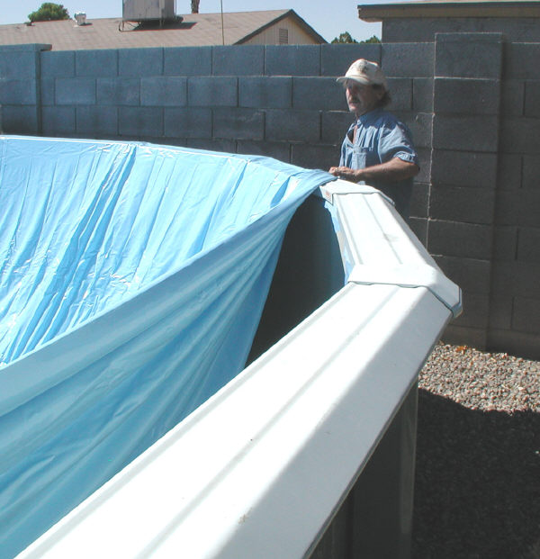 Doughboy Above Ground Pool