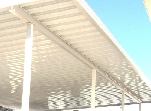 Awning I Beams
