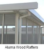 alumawood rafter