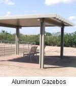 aluminum gazebo