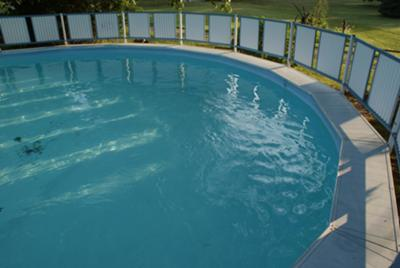Aluminum Panel Pool