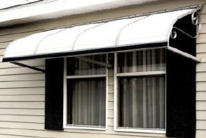 aluminum window awning