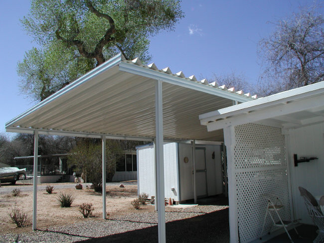 Portable Patio Awnings : Aluminum awning pictures
