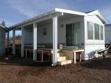 Alumawood and deck