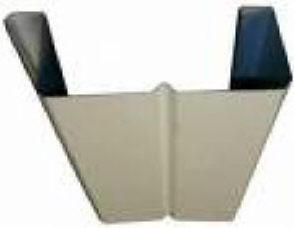 aluminum awning flat panel