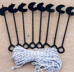 Canopy Anchor Kit