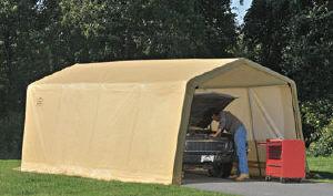 ShelterLogic Autoshelter Instant Garage