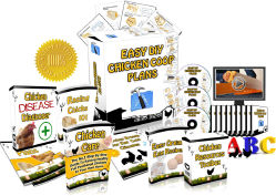 Chicken                  Coop Plans E-book