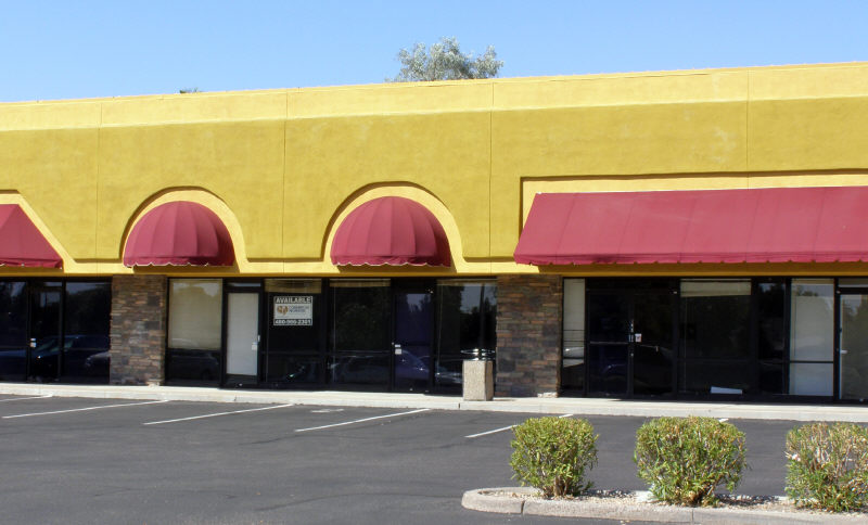 Commercial Dome Awnings