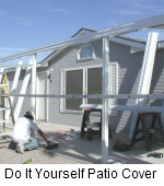 Metal carports for Do it yourself patio covers