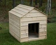 Dog House - Med/Lrg Breeds
