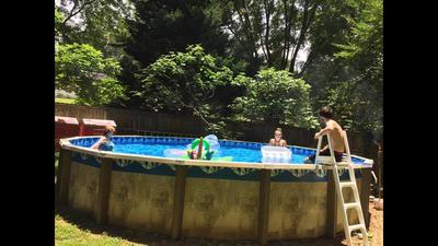 Above Ground Doughboy Pool