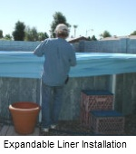 Expandable Liner Installation