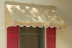 Fabric Awning Kit