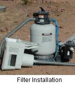 Filter Installation