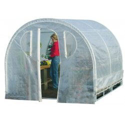 Medium Sized Greenhouse