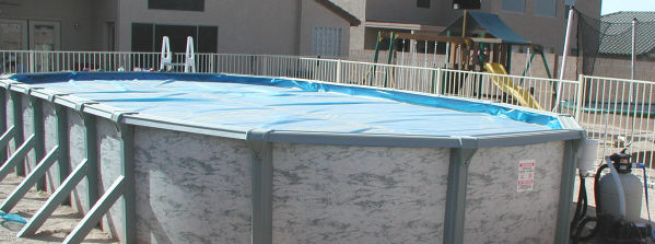 kid safe pool