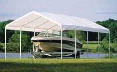 10 Leg Outdoor Shade Canopy