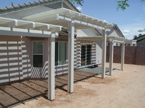 Alumawood Lattice · Lattice Patio Cover