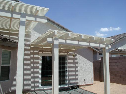 aluma lattice patio cover