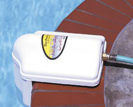 automatic water leveler