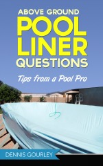 Above Ground Pool Liner Questions Kindle Cover