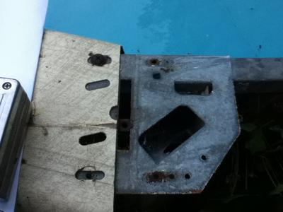 Rail and Top Plate