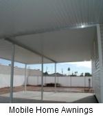 Mobile Home Awning