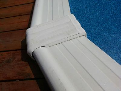 Cornelious Aboveground Pool Rails