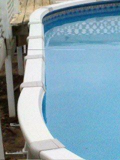 Oval Pool Side