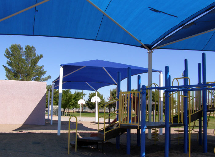 Commercial Shade Canopy