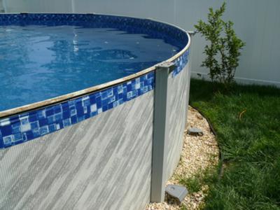 Asahi Pool Retaining Rod