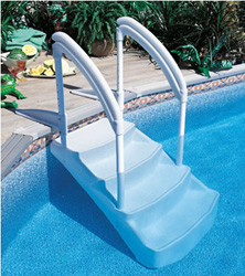 wedding cake steps for above ground pools above ground pool steps 8774
