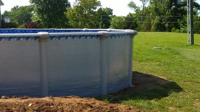New Pool Installed