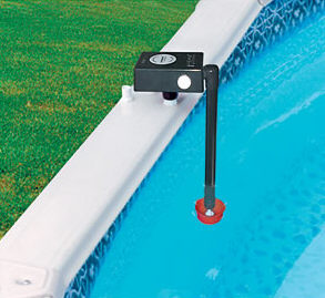 Poolguard above ground pool alarm