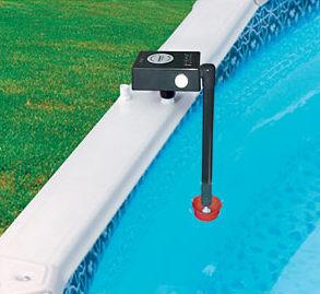 Poolguard above ground pool alarm